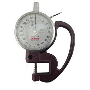 Толщиномеры  индикаторные   с ценой деления  0,001  мм