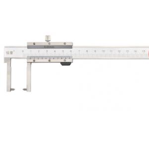Штангенциркули нониусные  для измерения внешних  канавок ШЦО тип 1