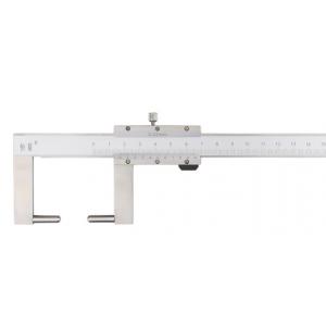 Штангенциркули  нониусные для  измерения внешних  канавок   ШЦО тип  ІІI