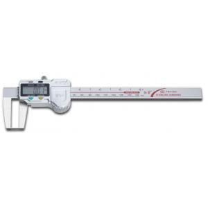 Штангенциркули цифровые для измерения внешних канавок IP54 ШЦЦО