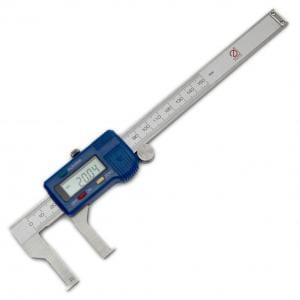Штангенциркули нониусные и цифровые  для измерения внутренних  канавок ШЦО; ШЦЦО