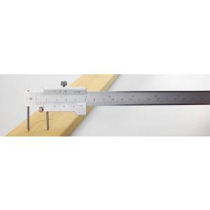 Штангенциркули  разметочные  с  измерительными иглами  из твердого  сплава  ШЦР