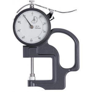 Толщиномеры индикаторные  с диапазоном   0 - 50  мм (цена деления 0,01 мм)