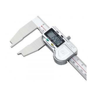 Штангенциркули  цифровые  для  внутренних V  канавок  46 °   тип ІІ