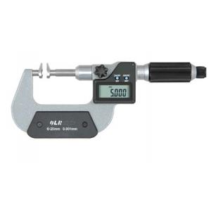 Микрометры зубомерные цифровые МЗЦ  тип2