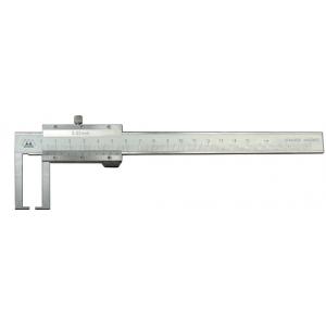 Штангенциркули нониусные для измерения внешних канавок ШЦО тип 2