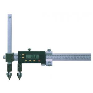 Штангенциркули цифровые  для измерения межцентровых расстояний  с коническими вставками завод SHAN