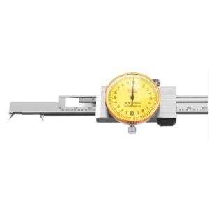 Штангенциркули индикаторные для измерения пазов