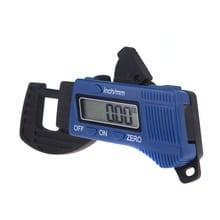 Толщиномер  цифровой    ТРЦ 12,7  0,01   mini   тип  FC  Carbon