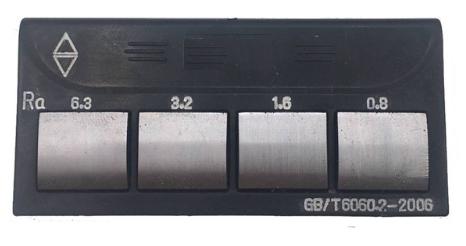 Набор  4N -  203   для  токарной  обработки  -    Ra  0,8 - 6,3  мкм  /  4 шт