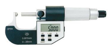 Микрометр  трубный  цифровой   МТЦ  75-100  мм  IP54  тип  K, J