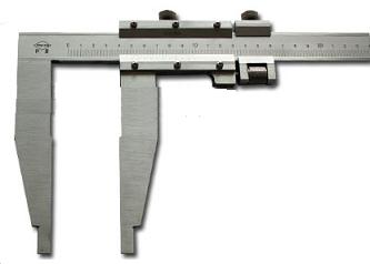 Штангенциркуль  ШЦ-III-1000-0,05  губки 250 мм Shanghai