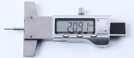 Глубиномер цифровой для протектора шин  ГЦШ-25 ( 0-25мм )