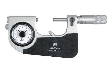 Микрометр рычажный  МР 25  QLR