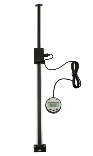 Линейка  цифровая универсальная с выносным дисплеем ( ЛЦУ )  1000мм  0,01