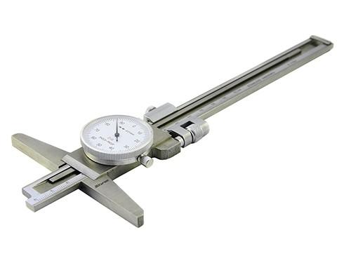 Штангенглубиномер  индикаторный   ШГК - 300-0,01 Туламаш