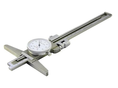 Штангенглубиномер  индикаторный   ШГК - 200-0,01 Туламаш