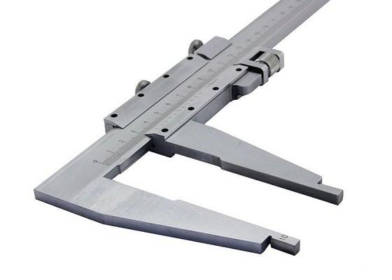 Штангенциркуль  ШЦ-III-600-0,02 губки 150 мм утолщенный