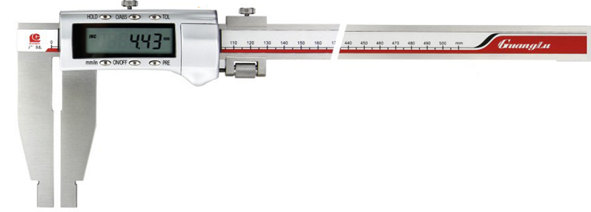 Штангенциркуль  ШЦЦ-III-500-0,01 губки  150 мм    Guanglu
