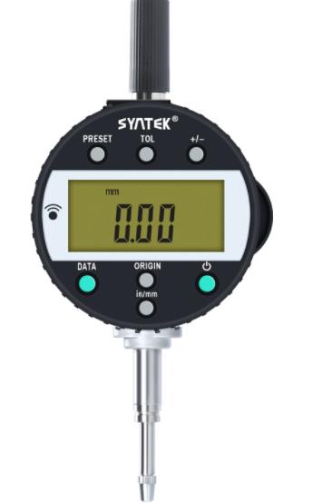 Индикатор  цифровой   ИЧЦ   0 - 12.7  мм   c  Bluetooth    Syntek  промышленного назначения