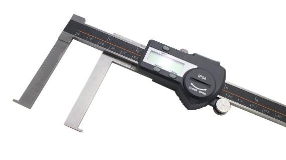Штангенциркуль  ШЦЦО 8-150-0,01 / 40 мм  для внутренних канавок   IP 54