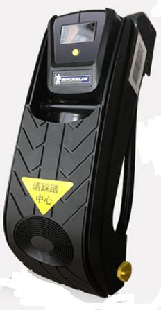 Автонасос MICHELIN с цифровой индикацией  № 4745 с одним  поршнем
