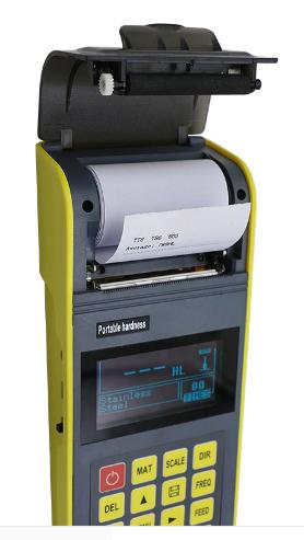 Твердомер портативный цифровой    SL - 160  с печатью и выводом данных
