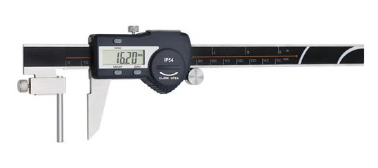 Штангенциркуль трубный цифровой  ШЦЦО 0-300-0,01 IP54