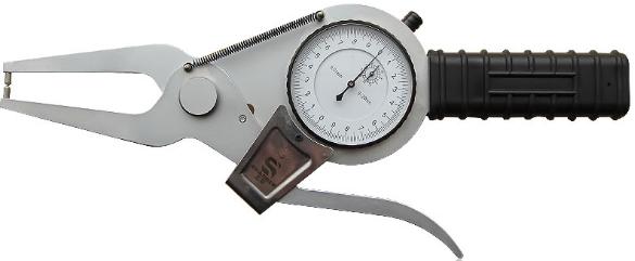 Стенкомер  индикаторный   С І-100Б   ( 80-100 )  ( 0,01 )   губки  55  мм