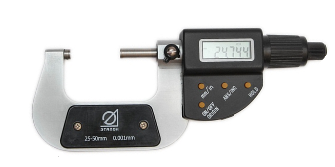 Микрометр цифровой   МКЦ 100 QRL промышленного назначения