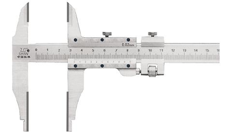 Штангенциркуль  ШЦТ-ІI-800-0,05
