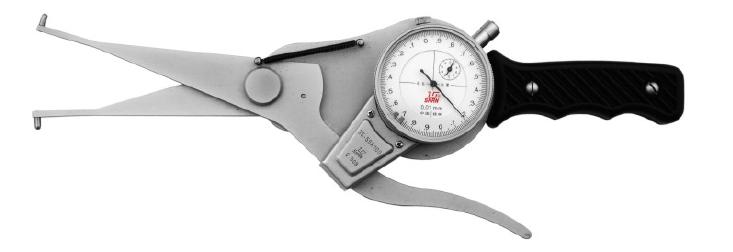 Нутромер  индикаторный  рычажный   НИР  115-135   0,01   губки 200мм