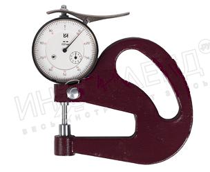 Толщиномер  индикаторный  настольный  ТН 10-60   0.01 КРИН