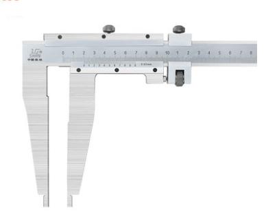 Штангенциркуль  ШЦ-III-1600-0,1  губки 200 мм    Эталон