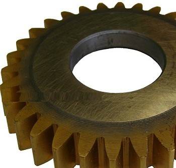 Долбяк дисковый  М12  Z17 200мм Р18 20грд 2530-0304