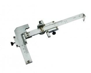 Скоба для измерения износа головки рельса   Мод. 08601