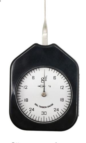 Граммометр  ATG - 50   ( 10 грамм - 50 грамм )  /  шкала - 2 грамма   завод   SHAN