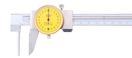 Штангенциркуль трубный  с круговой  шкалой    ШЦКО  0 - 200  - 0,02