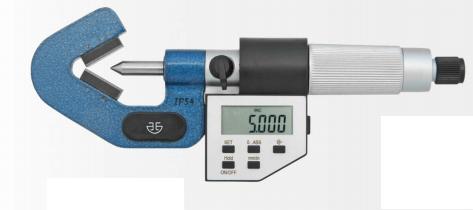 Микрометр  цифровой   призматический    МЦТИ 35-50  мм