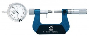 Микрометр рычажный  индикаторный   МРИ  50-75
