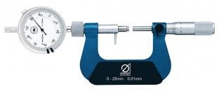 Микрометр рычажный  индикаторный   МРИ  75-100