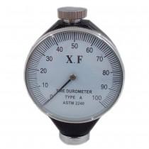 Твердомер индикаторный по Шору  МТ - A    Ø иглы  0,79 мм  с углом 35°  ( 0-100 НА )
