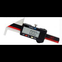 Клин для контроля зазоров цифровой   КЗРЦ-15   ( 0 - 15 мм )   0,01мм тип 1