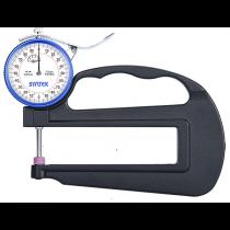 Толщиномер  индикаторный    ТР   1 - 120  мм     ( керамика )     SYNTEK
