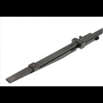 Щуп клиновой раздвижной  тип ІІ     КЗР - 10    ( 1 - 10 )    0,02  мм