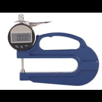 Толщиномер  цифровой тип Р    ТРЦ 10-120 0,001