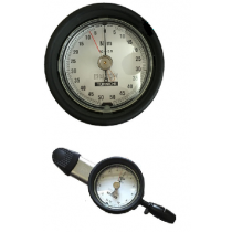 Динамометрический индикаторный  ключ    DB 200 N   20 - 200  Nm    шкала   2  N