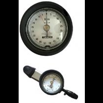 Динамометрический индикаторный  ключ   DB 420 N   40 - 420  Nm    шкала   5  N