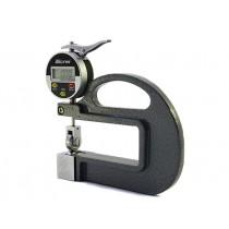 Толщиномер  цифровой роликовый    ТПЦ 10-120 для пленок и фольги 0.01  SHAHE