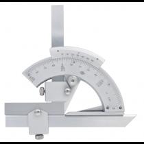 """Угломер  нониусный  модель тип-2  (0-360°) 2""""  1005 ( УН-127 ) премиум класса LINKS, ///"""